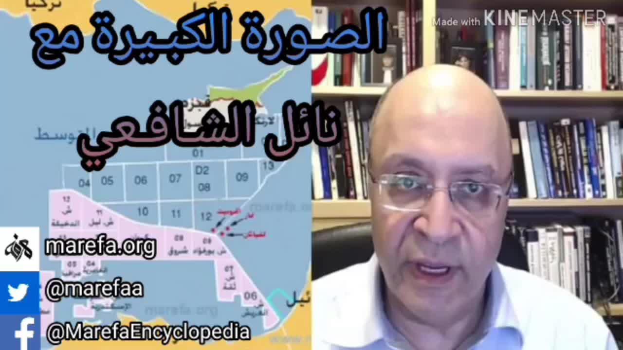 الصورة الكبيرة حرب الطاقة ثم كورونا 12 أبريل 2020 on 12-Apr-20-18:06:37