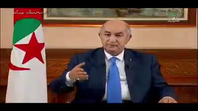 عبد المجيد تبون عن دور الجزائر في حل أزمة مالي