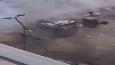 2021 Baghdad bombings