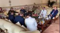 قائد القيادة العسكرية الأمريكية في أفريقيا الجنرال تاونسند في زيارة إلى الجزائر!