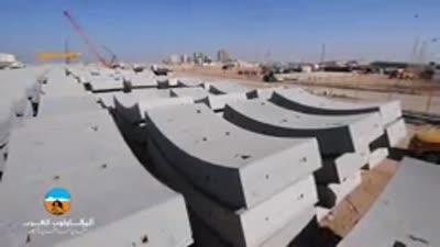 أنفاق 3 يوليو، بورسعيد، المقاولون العرب