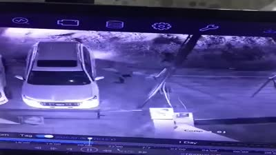 لحظة اغتيال هشام الهاشمي كما سجلتها كاميرات المراقبة، 6 يوليو 2020