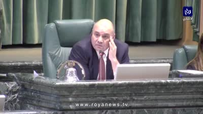 A verbal altercation between Al-Ajarma and the head of the council due to the power outage