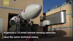 إطلاق الصين 13 ساتل على متن الصاروخ لونج مارش 6