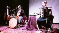 Cicha   Pałyga - Tipir (Volga Tatars traditional song)(360P)