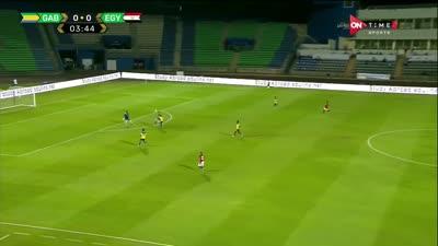 مباراة مصر والجابون، تصفيات كأس العالم 2022