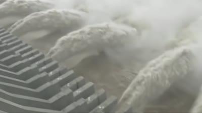 خبراء يحذرون من مخاطر انهيار سد المضائق الثلاث، من انتاج محطة NTD الأمريكية، يونيو 2020.