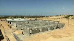بناء مستشفى ميداني في غزة لعلاج فيروس كورونا