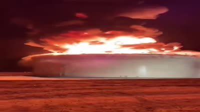 Trans-Israel pipeline Fire, 11 may 2021