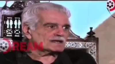 عمر الشريف يتحدث عن دوره في مبادرة السلام