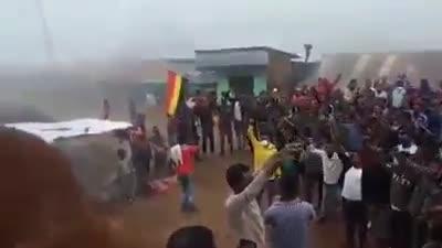 شعب ولاياتا جنوب إثيوبيا يطالب بتقرير المصير أكتوبر 2020