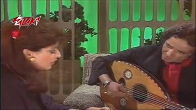 تلحين أغنية العيون السود، بليغ حمدي ووردة الجزائرية