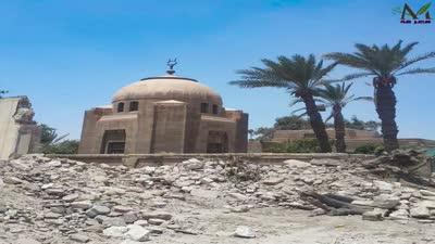 صور لمقابر المماليك بالقاهرة، التي تعرضت للهدم في يوليو 2020