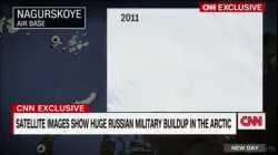 التوسع الروسي في القطب الشمالي
