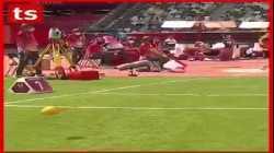 روعة التليلي تهدي تونس أول ذهبية في بارالمبياد طوكيو