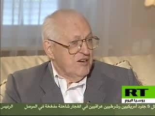 ليونيد گورشكوڤ المستشار العسكري السوفيتي المسئول عند إعادة تسليح مصر وسوريا بعد النكسة