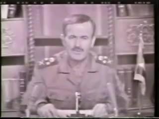 حافظ الأسد، تشرين أول 1973