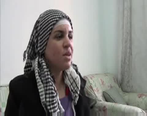 غادة كمال من حركة 6 أبريل
