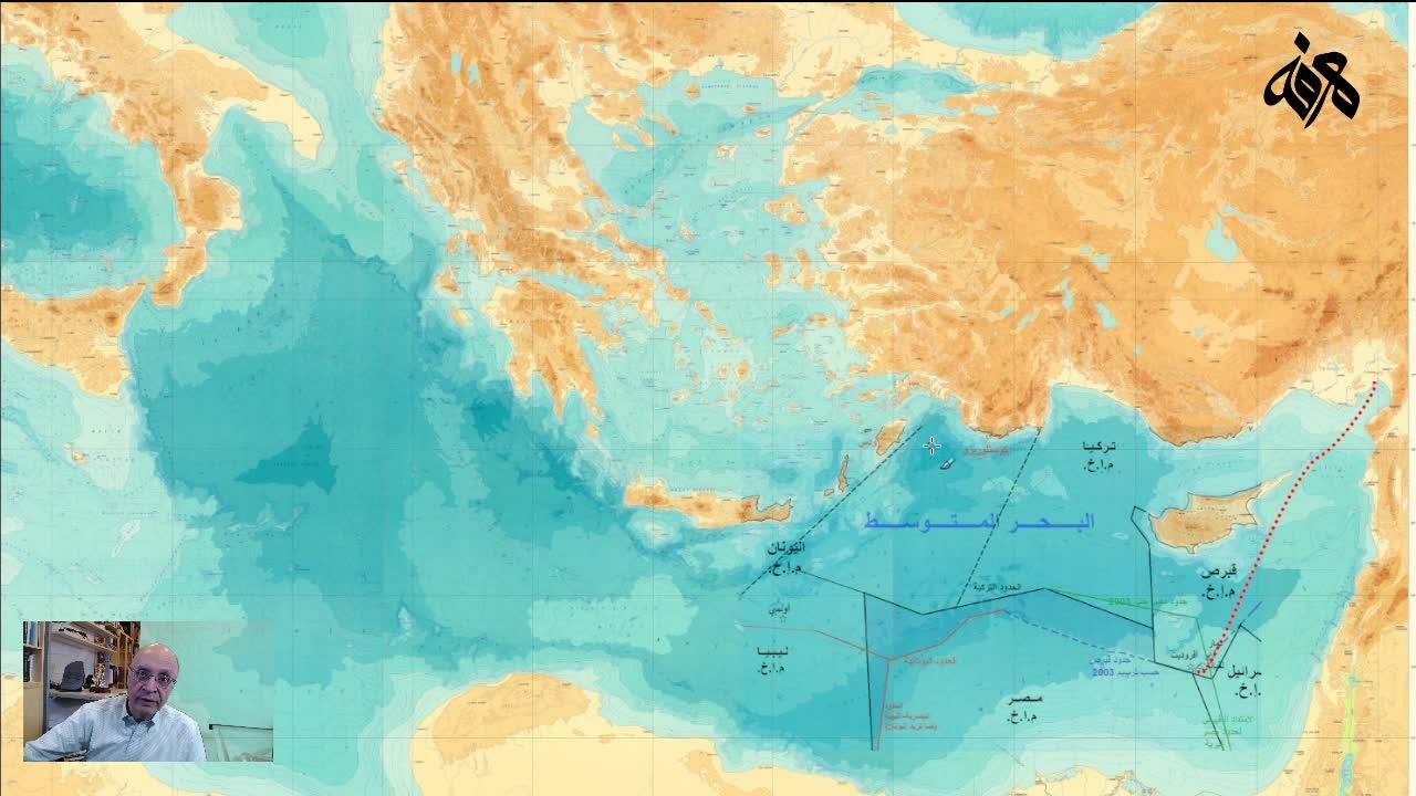 EastMed Gas Pipeline 2020-01-04